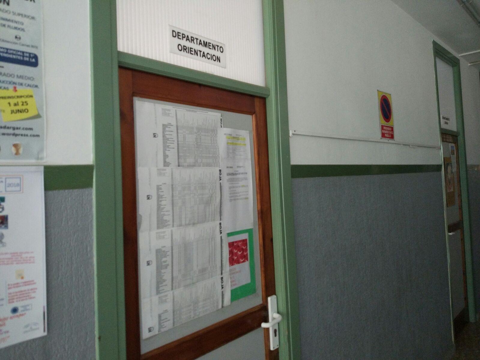 Departamento orientación 1