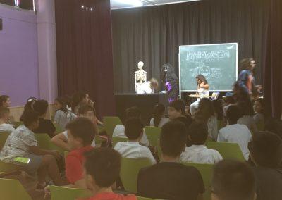 Actuaciones alumnos