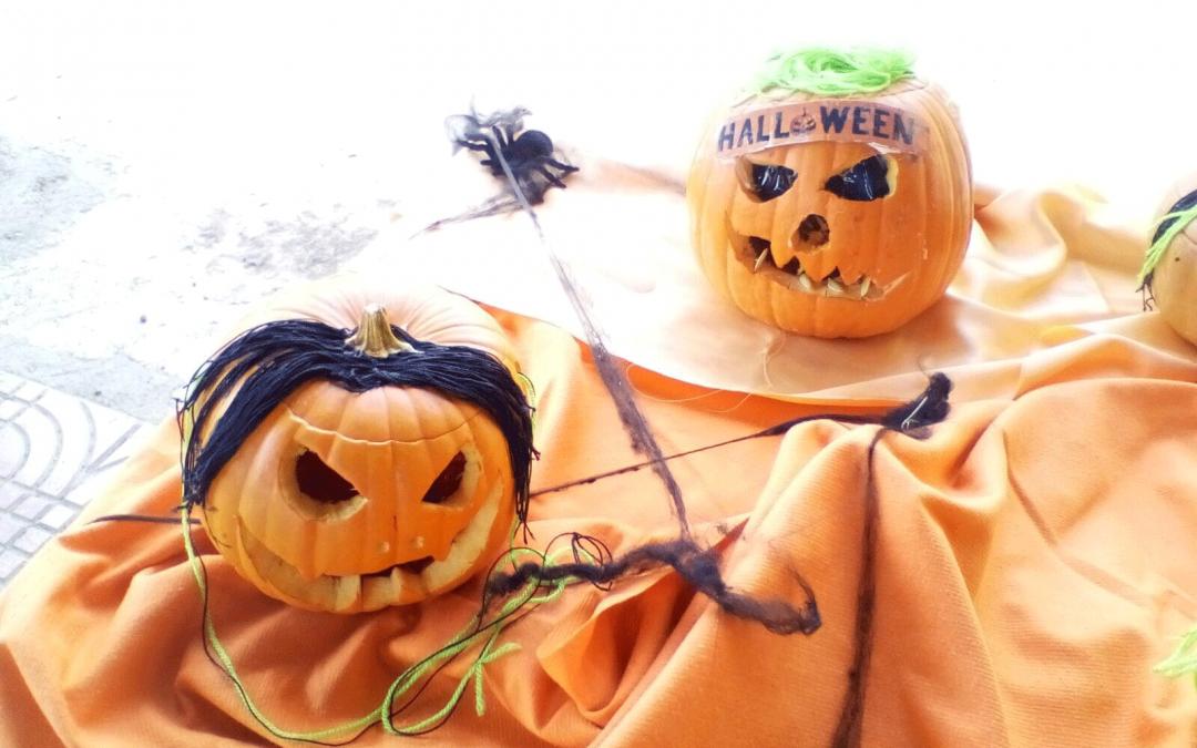 Halloween en I.E.S. Algazul 2017