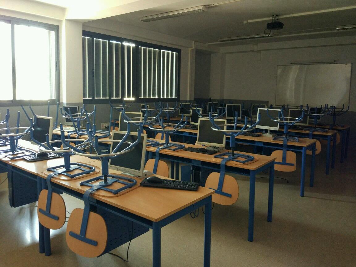 Aula informática 3