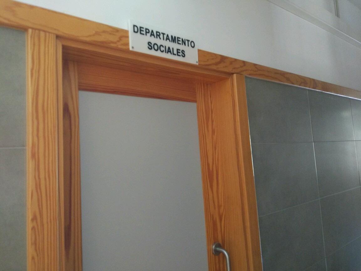 Departamento Sociales