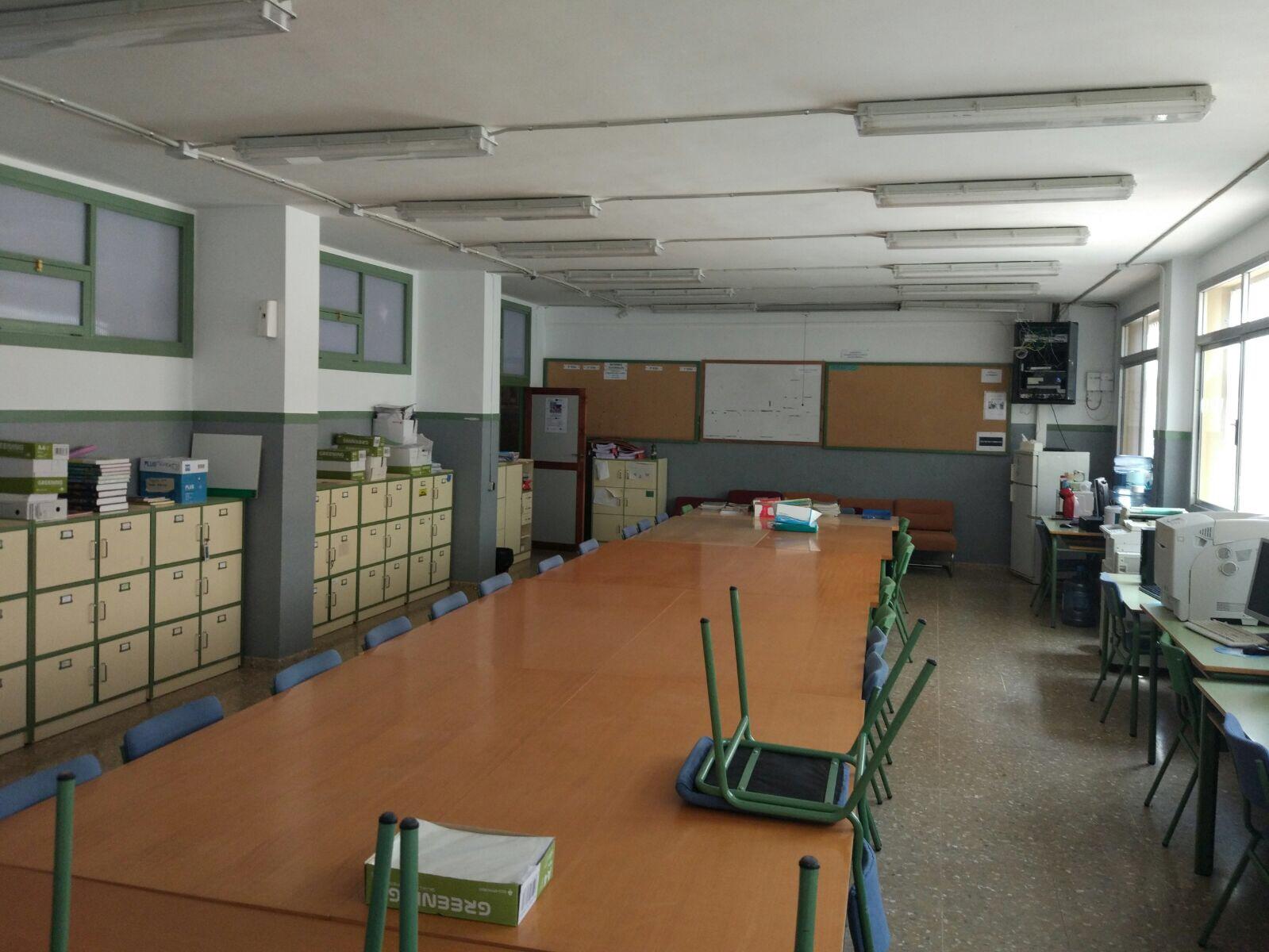 Sala de Profesores 4