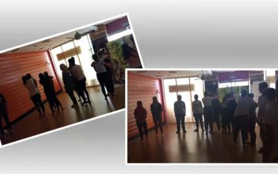 Visita Centro Yoga Almería
