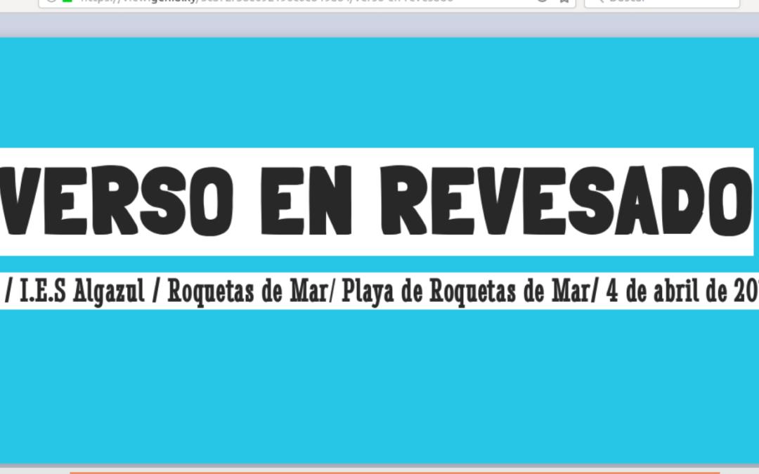 Proyecto Verso En Revesado