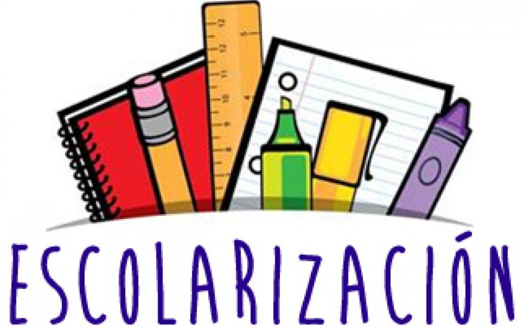 Escolarización Curso 2020-2021