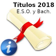 Títulos 2018